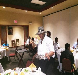 "June 11, 2016 ""Social Etiquette"" Presented by:  Ms. Vonda Drinkard"